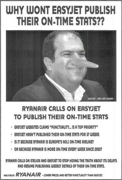 Ryanair stelios-ad