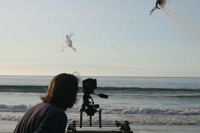 6. BEACH SHOOT
