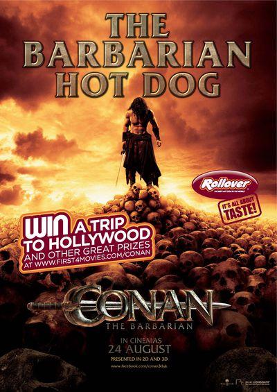 The Barbarian Hot Dog[1]