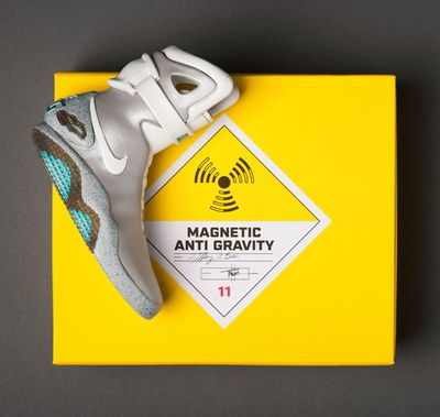 Nike Back to the Future Shoe