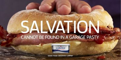 Lurpak salvation