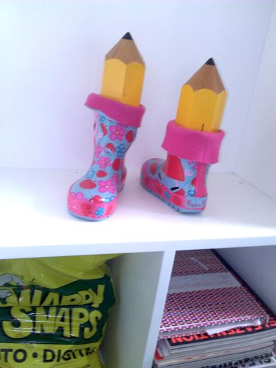 D&AD wellies