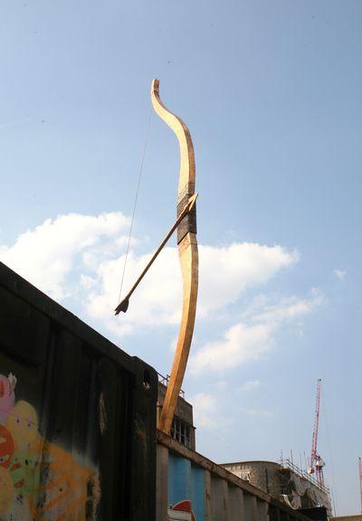 Limpicks bow