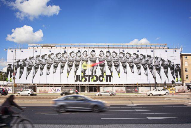 W+K | Nike Dafne | Olympic Stadium 4