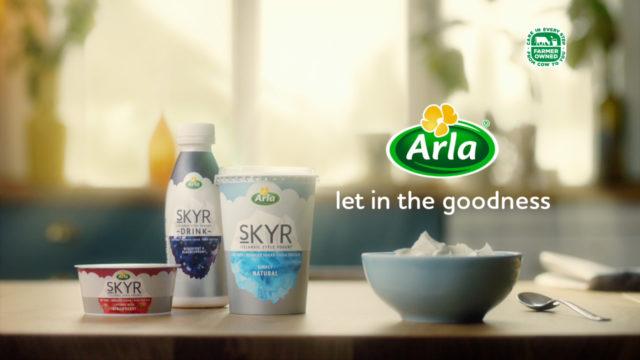 ARLA SKYR PR9