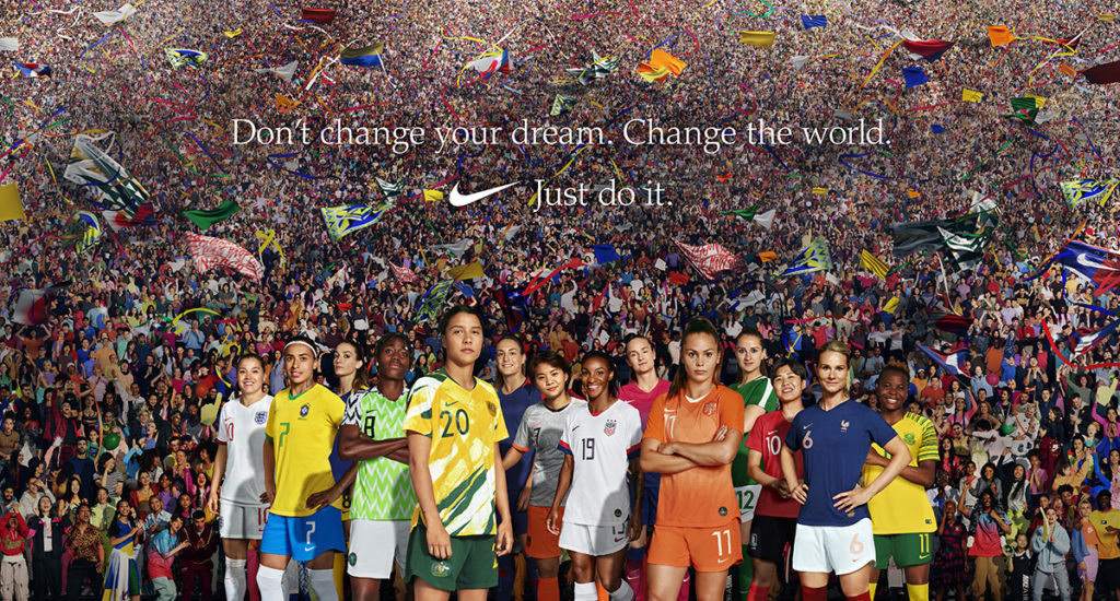 Don't Change Your Dream, Change The World